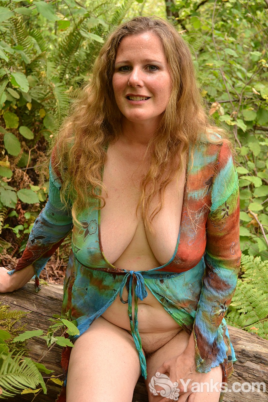 image Busty milf outdoors and fucked hard p2