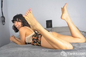 """Vivi_Marie is a vivacious, sexy little, athletic brunette. She loves to use her hands to explore her body, tease herself to the brink of orgasm. She enjoys glass dildo's and getting herself off in public places. She is a squirter, she tends to shake and her toes tingle when she orgasms. This sexy little sprite can make herself orgasm simply by crossing her legs or aiming spraying water at her hot, hairy cunt.  Vital Stats:  Age: 28 Height: 5'6"""" Hometown: Oakland, California Hobbies: Biking, Rollerskating,Hiking Astrological Sign: Cancer"""